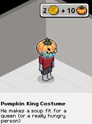 Costume b
