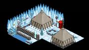 Drongar campamento