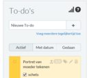 To-do's