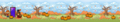 2018 SpringFling time travelers open banner.png