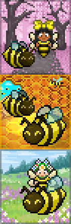 Promo bees