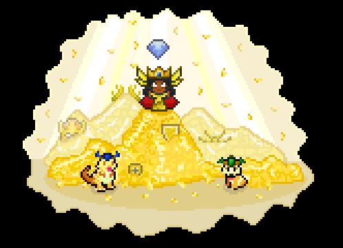 Scene gold