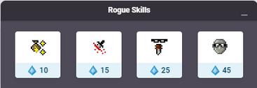 Rogue Skills