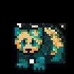 Mount PandaCub-Turquoise