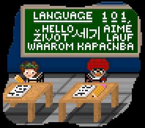 Scene languages