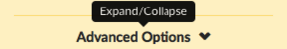 Dailies Advanced Options