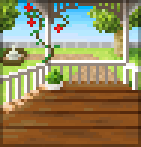 Background gazebo