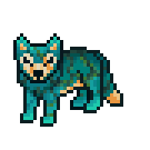 Mount Wolf-Turquoise