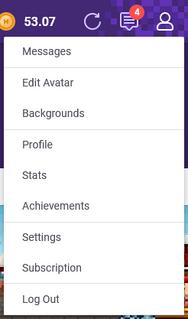 User sub-tabs2