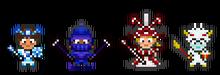 Winter Wonderland Special Gear