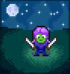 Cosplay Gamora