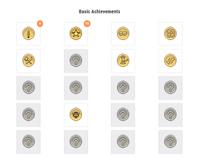 Achievements small
