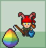 CC Unikittys4life rainbow-egg