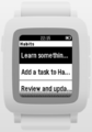 Pebble watch app habitica tasks.png