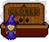 Seasonalshop closed