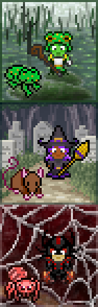 Promo bundle witchyFamiliars