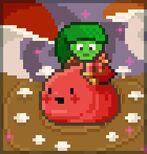 CC strawberry costume