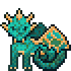 Mount Dragon-Turquoise