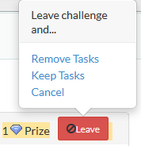 Challenge-Leave-Button
