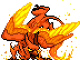 The Fiery Gryphon