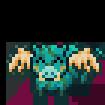Mount FlyingPig-Turquoise