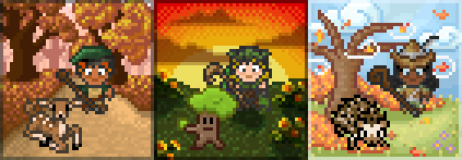 Promo forest friends bundle
