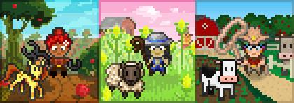Promo farm friends bundle