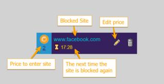 Pomodoro-SiteKeeper-blocked-Site
