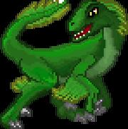 Quest velociraptor