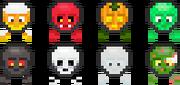 Supernatural skins