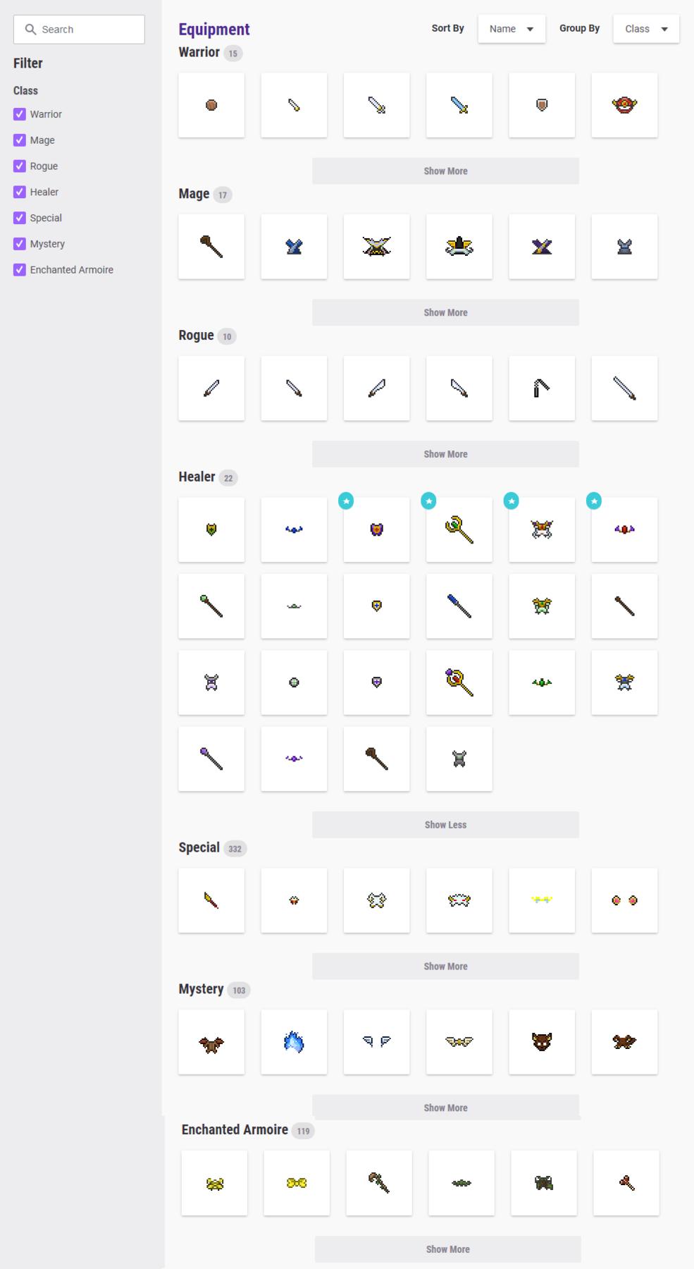 Equipment | Habitica Wiki | FANDOM powered by Wikia