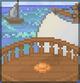 Background seafarer ship