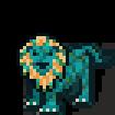 Mount LionCub-Turquoise
