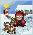 ALittleYellowSpider Santa