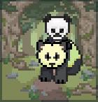 Branderwall Panda