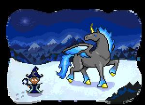 Promo Unicorn byCatalina127
