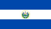 Elsalzadorflagge