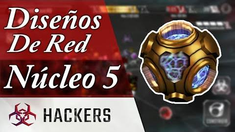 DISEÑOS DE RED - NÚCLEO NIVEL 5 HAROLD CLASSICRD