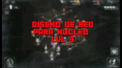 ☛Diseño de red para núcleo lvl 3☚ Hackers 2
