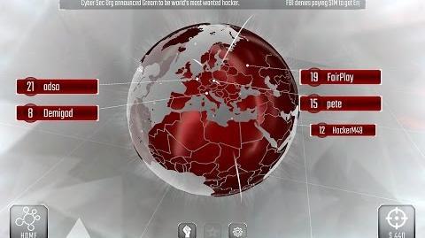 Hackers - BETA gameplay footage