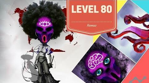 Mobile Game - Hackers - Level 80 Gameplay