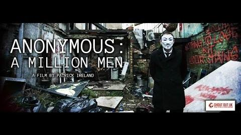 Anonymous - A Million Men Trailer