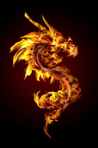 Flame dragon by chemikal graphix-d5q5875