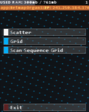Executables - NetmapOrganizer