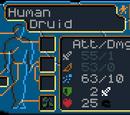 Human Druid