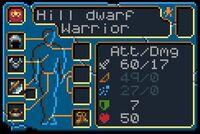 Hill Dwarf