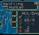 Halfling Hunter