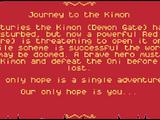 Journey to the Kimon