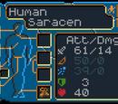 Human Saracen