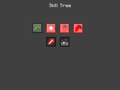 Warrior Skill Tree